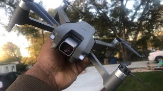 VTI PHOENIX GPS FOLDABLE DRONE SECOND FLIGHT REVIEW
