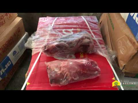 Thịt Trâu Ấn Độ Đông Lạnh Allana | Ngon Như Thịt Trâu Gác BếpTây Bắc