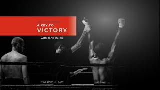 Litigation Strategy: a Secret Key to Victory