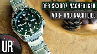 SEIKO 5 Sports   SKX007 NACHFOLGER! Ein würdiger ERSATZ?  Test Review Deutsch
