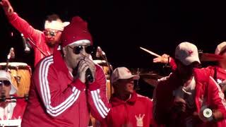 Kumbia Kings - Boom boom  |  INJUVE Fest 2018