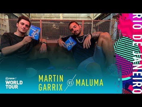FIFA 19 World Tour   Martin Garrix x Maluma