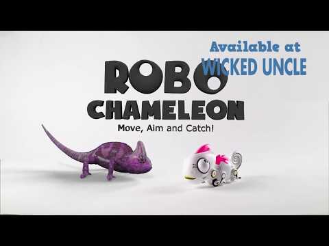 Youtube Video for Robo Chameleon - Silverlit Remote Control Pet