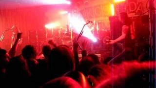preview picture of video 'Tankcsapda - Fekszem a földön  - Ajka ,2010,12,10'