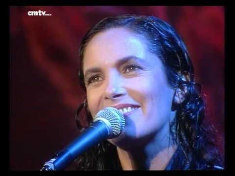 Sandra Mihanovich video Nadie nos vió - CM Vivo 1997