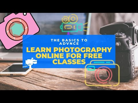 Learn Photography for free online basics episode Digital Photography Classes