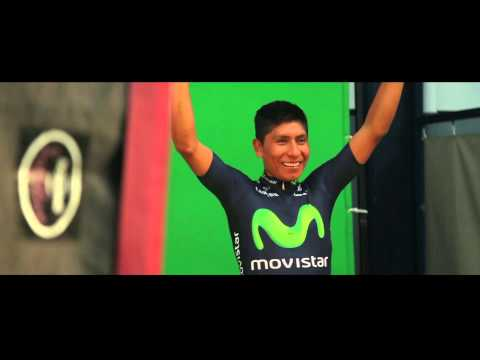 Movistar Team 2015: Una Temporada de Cine
