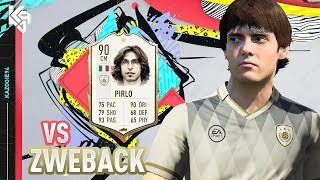 Kaka's Road To Glory vs Zweback | (Pirlo) FIFA 20 Ultimate Team