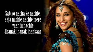 Aaja Nachle | Madhuri Dixit | Sunidhi Chauhan - YouTube