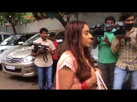 Sexy Protest, Nude Video Of Telgu Actress Sri Reddy - Part I