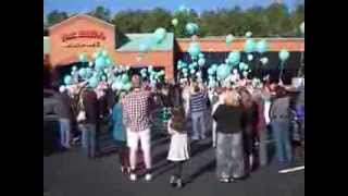 Michelle's Celebration of Life Balloon Release