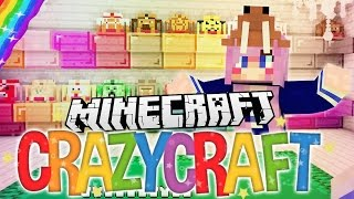 Backpacks Grow on Trees! | Ep 37 | Minecraft Crazy Craft 3.0