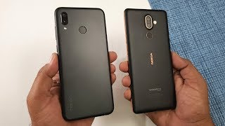 Honor Play vs Nokia 7 Plus Speed Test !