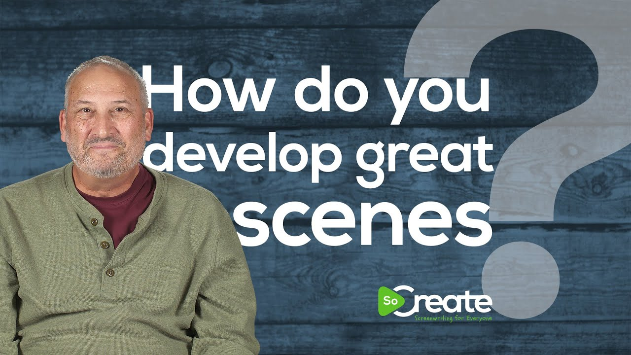 Veteran TV Writer Ross Brown Teaches Screenwriters How to Write Great Scenes