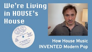 We're Living in House's House