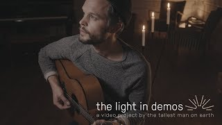 """The Tallest Man on Earth: """"Talk Pyramids"""" 