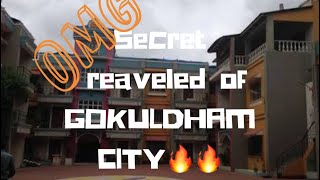 GOKULDHAM SOCIETY..... SECRET