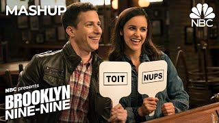 Brooklyn Nine-Nine - Jake & Amy's Toit Nups (Mashup)