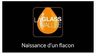 Flacon De Parfum La Glass Vallée, La Glass Valley Perfume Bottle