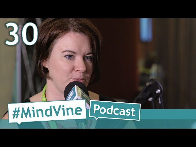 #MindVine Podcast Episode 30 - Shaleen Jones, Peer Support Canada