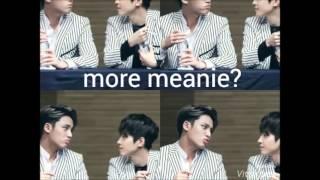[Seventeen] How Jeon Wonwoo Used To Love Kim Mingyu