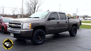 "RealView - 2007 Chevrolet Silverado 1500 w/ 17"" Worx Beasts & 33"" Nitto Ridge Grapplers"