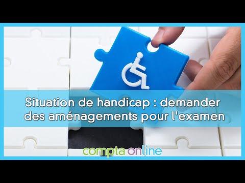 Inscription en DCG et DSCG pour les candidats en situation de handicap