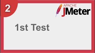 JMeter Beginner Tutorial 2 - How to create first Jmeter Test