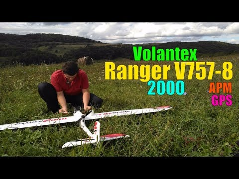 volantex-ranger-2000-v7578--maiden-flight-with-apmgps