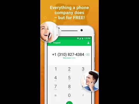 How To Signup Whatscall Using Nextplus American Mobile Numbers Mp3