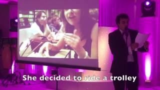 Amazing Best Man Speech Bohemian Rhapsody