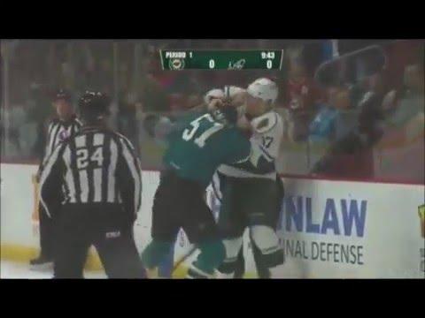 Brett Bulmer vs. Patrick McNally