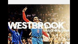 "Russell Westbrook Mix   ""WESTBROOK"" Ft JID, A$AP Ferg *60 FPS*"
