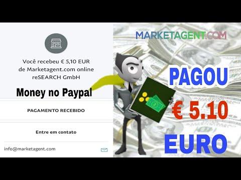 PAGOU! Marketagent site para ganhar dinheiro no paypal respondendo pesquisas