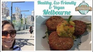 Melbourne Australia on the Healthy Voyager's Australian Adventure Travel Show