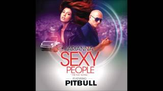Sexy people - Arianna feat. Pitbull - Italian Version - Versione Italiana HD
