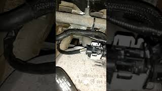 Mercedes W211 E class SWIRL FLAP Motor detach error remove - 3pin