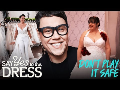 Gok's Wisdom: Don't Play It Safe | Say Yes To The Dress Lancashire