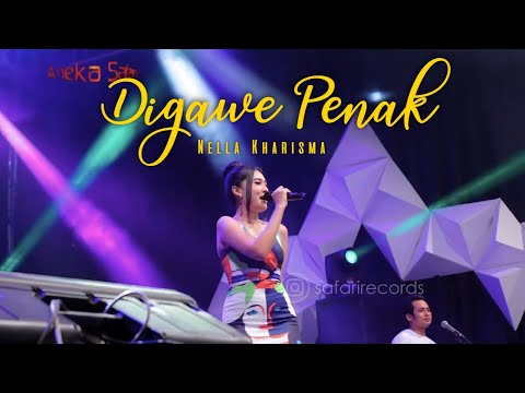 , title : 'Di Gawe Penak - ♥ Nella Kharisma ( Bojo Galak 2 ) ( Official Music Video ANEKA SAFARI )'