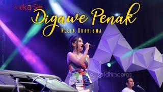 ♥ Nella Kharisma - Di Gawe Penak ( Bojo Galak 2 ) ( Official Music Video ANEKA SAFARI )