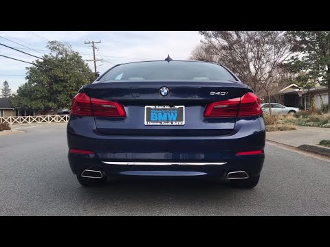 BMW 5 Series (2018) - Pleasant Surprises & Secrets