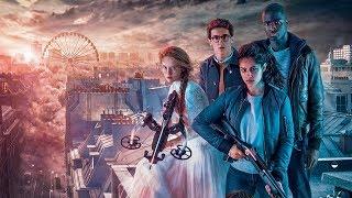 【喵嗷污】几分钟看末日灾难科幻片《失落地带》城市一夜之间空无一人,如何面对突如其来的末日?