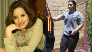 Demi Lovato Evolution - From 1 To 25 Years Old