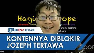 Jozeph Paul Zhang Malah Tertawa saat Konten YouTube-nya Diblokir Kominfo, Masa Gak Cerdas'