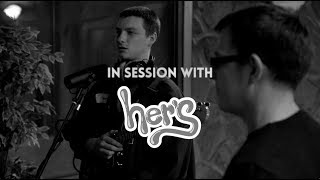 Her's - 'Lovin' You' (Minnie Ripperton cover) - live at Parr Street Studios