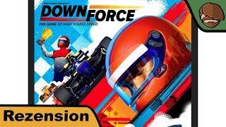 Downforce - Brettspiel - Review