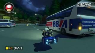N64 Toad's Turnpike - 1:39.267 - AI (Mario Kart 8 World Record)