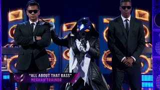 """Penguin sings """"All About That Bass"""" by Meghan Trainor   THE MASKED SINGER   SEASON 2"""
