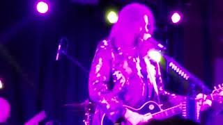 "Ace Frehley band doing ""What's on your mind """