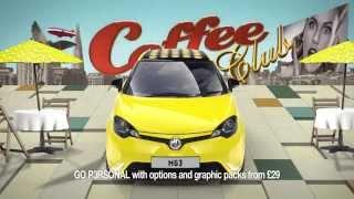 MG3 TV ADVERT - GO P3RSONAL
